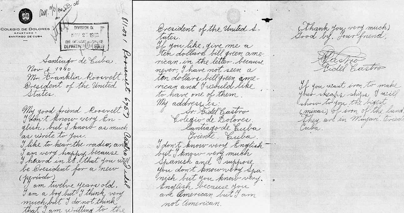 lettera_castro_roosvelt
