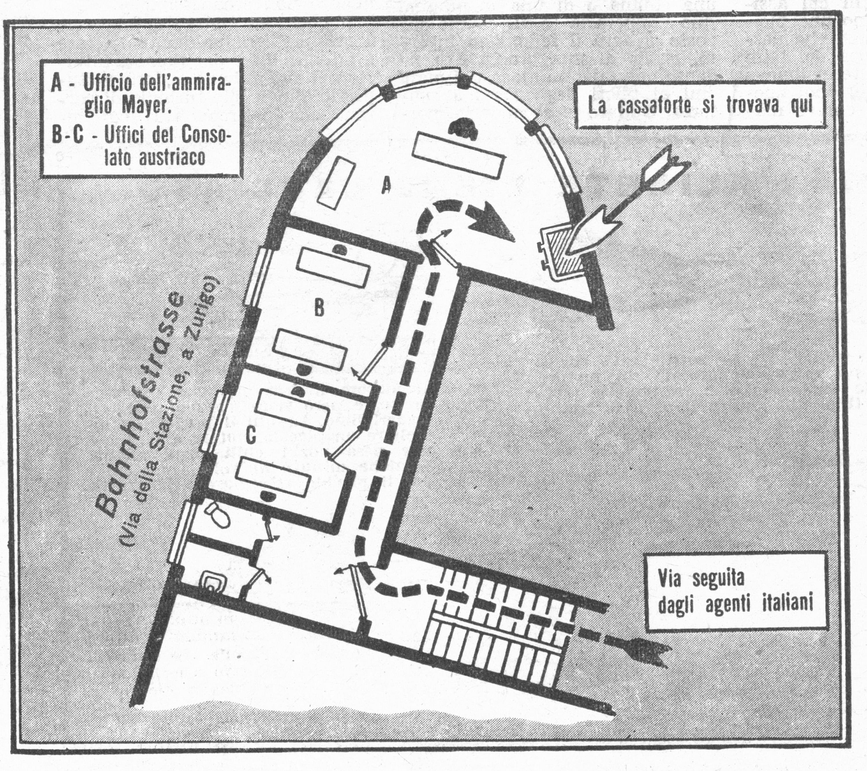 Mappa ufficio Mayer