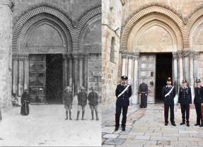 100 anni di Carabinieri in Terra Santa