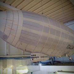 """90 anni fa la missione del dirigibile """"Italia"""" al Polo Nord"""
