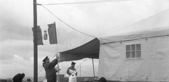 16 gennaio 1968. Marinai nella Valle del Belice