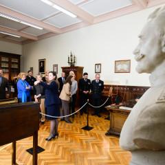 A Palazzo Marina una sala dedicata a Paolo Thaon di Revel: l'ammiraglio della vittoria sul mare.