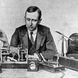 Gurglielmo Marconi